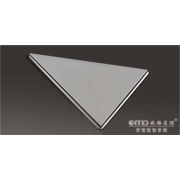 Triangle ceiling panels